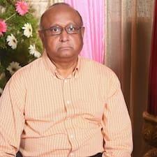 Profil korisnika Radhakrishnan