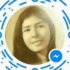 Profil utilisateur de Maria Velez