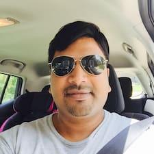 โพรไฟล์ผู้ใช้ Bharath
