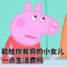 Perfil do usuário de 颖斐