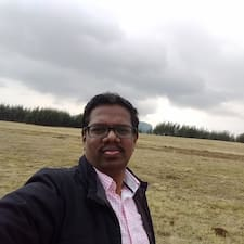 Nagarajan - Uživatelský profil
