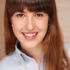 Profil utilisateur de Sara Cristina