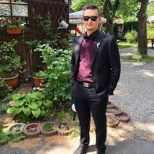 Profil utilisateur de Kajetan