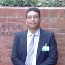 Carmelo Alejandro的用戶個人資料