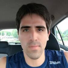 โพรไฟล์ผู้ใช้ Nicolás Alberto