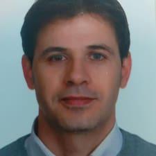 Pedro Antonio的用戶個人資料
