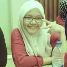 Perfil de l'usuari Adibah