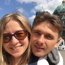 Olena&Nazar User Profile