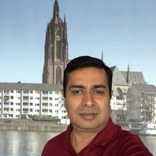 Profil utilisateur de Ravindranath