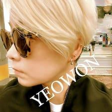 Perfil do utilizador de YeoWon
