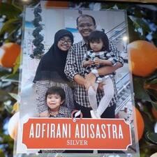 Adfirani User Profile