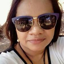 Profil utilisateur de Maria Helena