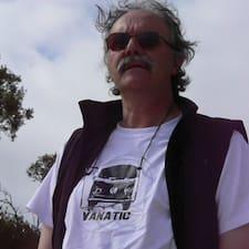 José MIguel felhasználói profilja