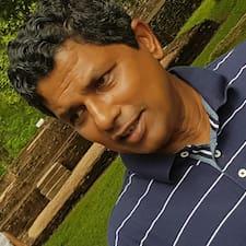 Profil utilisateur de Senarath