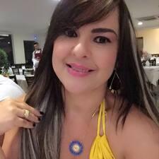 Gebruikersprofiel Ana Lúcia