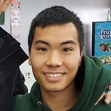 Yosuke felhasználói profilja
