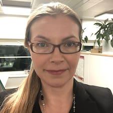 Profil utilisateur de Katja