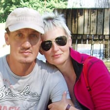 Aleksei & Olga er en superhost.