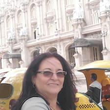 Isabel Maria felhasználói profilja