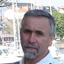 Perfil do usuário de François