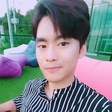 Profil utilisateur de 윤우