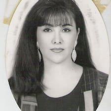 Ana Alicia felhasználói profilja