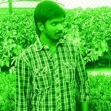 Profil utilisateur de Roopchand