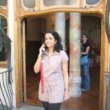 Aruna felhasználói profilja