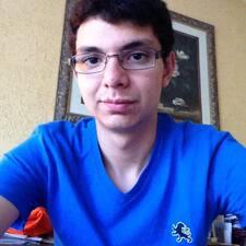 Gebruikersprofiel Sebastian Antonio