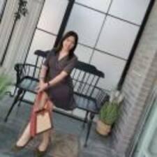 Miss 酒窝姑娘. User Profile