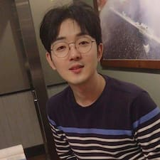Profil utilisateur de Jinho