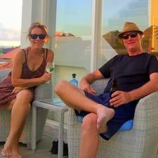 Karen & John的用戶個人資料