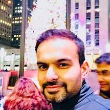 Gautam felhasználói profilja