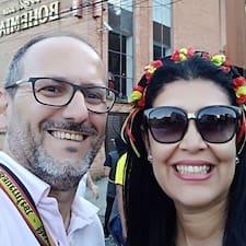 Sergio & Lizandra felhasználói profilja