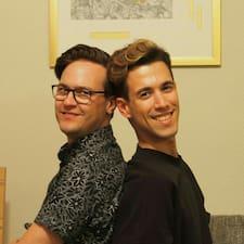 Profilo utente di Oliver & Benjamin