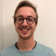 Frederik felhasználói profilja