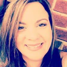 Adela felhasználói profilja