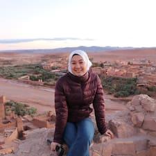Siti Aishah User Profile
