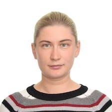 Yevgeniya Brugerprofil