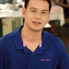 Profil utilisateur de Attapong