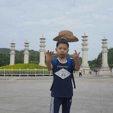 Profil utilisateur de Yujun
