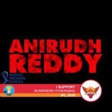 Profil korisnika Anirudh