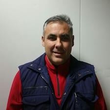 Profil korisnika Jose Pablo