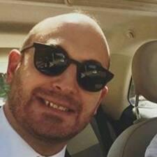 Tomaso felhasználói profilja