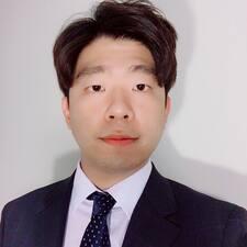 Профиль пользователя Jonghyeon