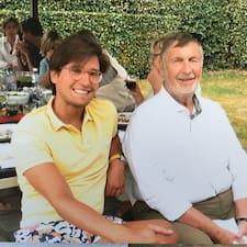 Notandalýsing Christophe