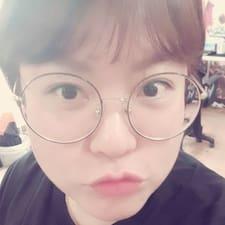 Профиль пользователя 수정
