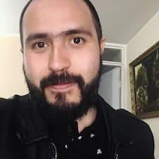 โพรไฟล์ผู้ใช้ Jose Joaquin
