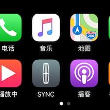 军委 Kullanıcı Profili