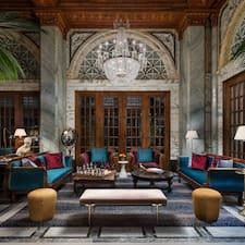 Hotel Whitcomb User Profile